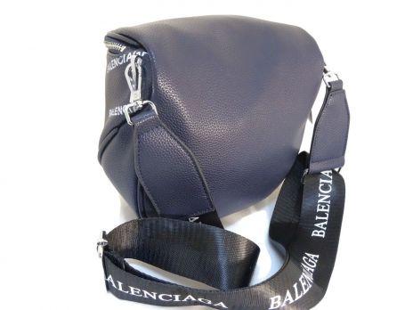 Сумка женская кросс-боди Balenciaga 322 Blue