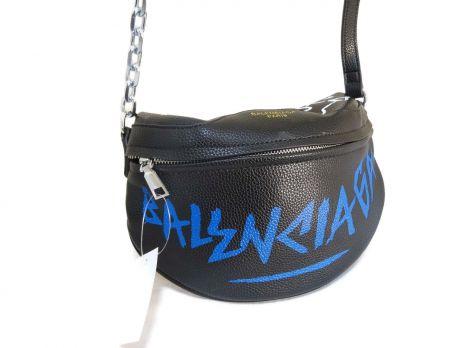 Сумка женская Balenciaga 018 Black