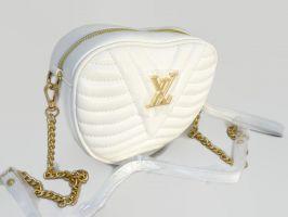 Сумочка женская Louis Vuitton 810 (Луи Виттон) white_0