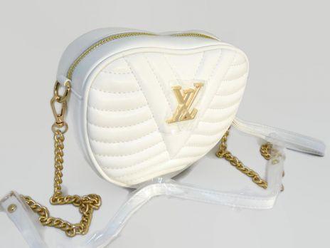 Сумочка женская Louis Vuitton 810 (Луи Виттон) white