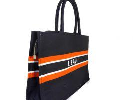 Женская сумка тоут Christian Dior 6038 -1 черный_1