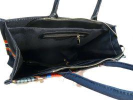 Женская сумка тоут Christian Dior 6038 -1 черный_2