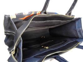 Женская сумка тоут Christian Dior 6038 Blue_2