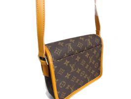 Женская сумочка Louis Vuitton (Луи Виттон) 4338 brown_1
