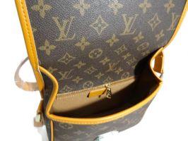 Женская сумочка Louis Vuitton (Луи Виттон) 4338 brown_2
