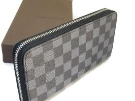 Клатч Louis Vuitton (Луи Виттон) grey_1
