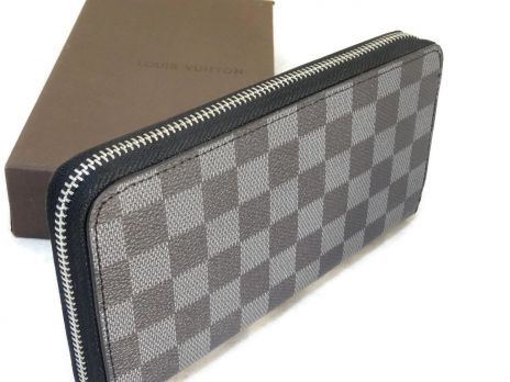 Клатч Louis Vuitton (Луи Виттон) grey