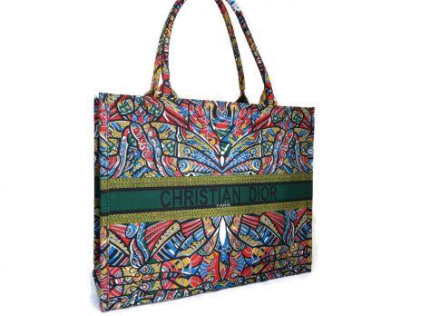Женская сумка шоппер Christian Dior 610