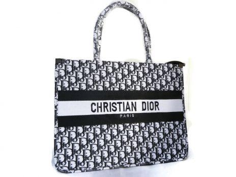 Женская сумка тоут Christian Dior 611-4