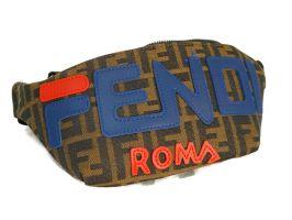Сумка поясная Fendi (Фенди)_0