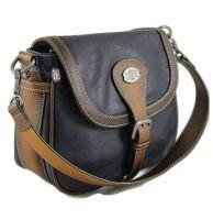 Женская сумка-седло Flame Dance 99979-1 OA-6135 D.Blue