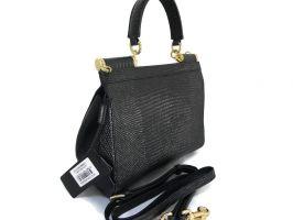 Сумка женская Dolce & Gabbana (Дольче Габбана) 6259 black_1