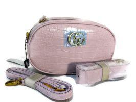 Женская поясная сумочка Gucci Marmont 192 purple_0