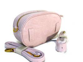 Женская поясная сумочка Gucci Marmont 192 purple_1