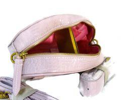 Женская поясная сумочка Gucci Marmont 192 purple_2