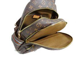 Рюкзак Louis Vuitton (Луи Виттон) 0850 brown_2