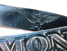 Кожаный ремень Монтана (Montana)_3