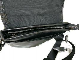 Кожаная мужская сумка Boss Hugo Boss_3