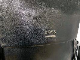 Кожаная мужская сумка Boss Hugo Boss_2