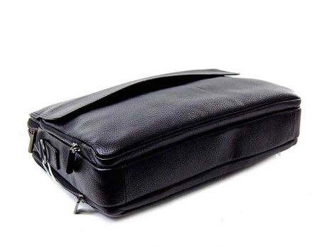 Кожаная мужская сумка-портфель 8145-8