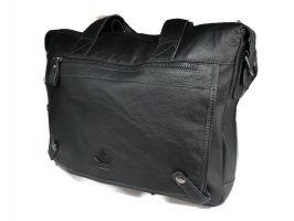 Мужская кожаная деловая сумка Canada 6736_3