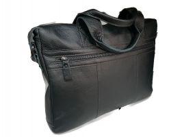 Мужская кожаная деловая сумка Canada 6736_2