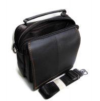 Мужская сумка через плечо Канада 6802 black_1