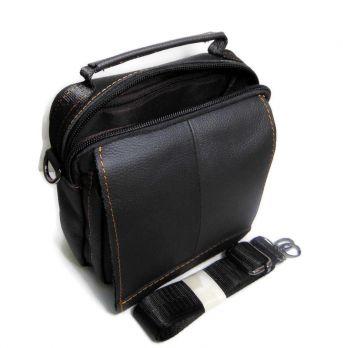 Мужская сумка через плечо Канада 6802 black