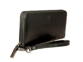 Кожаный женский клатч-кошелек Hassion 73022-8701b_0