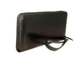 Кожаный женский клатч-кошелек Hassion 73022-8701b_1