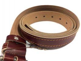 Модный ремень женский кожаный RW-3100br_2
