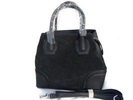 Женская сумка трапеция Forstmann F-M 179 FP черный
