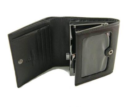 Кошелёк женский кожаный Roccobarocco RB-1003 Black