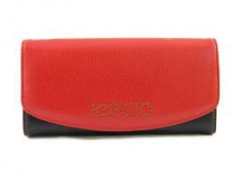 Кошелек женский кожаный Kenzo (Кензо) 5890 red
