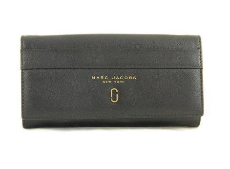 Кошелек женский кожаный Marc Jacobs 1106 A black