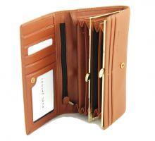 Кошелек женский кожаный Marc Jacobs 1106 Z brown_1