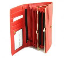 Кошелек женский кожаный Marc Jacobs 1106 E red_1