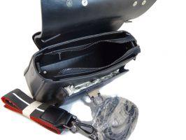 Женская кожаная сумка через плечо APPLAUD 9902 BLUE_2