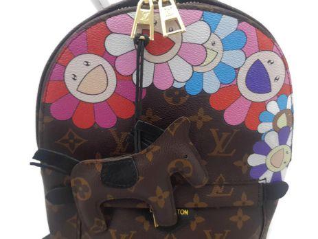 Рюкзак Louis Vuitton (Луи Виттон) flowers