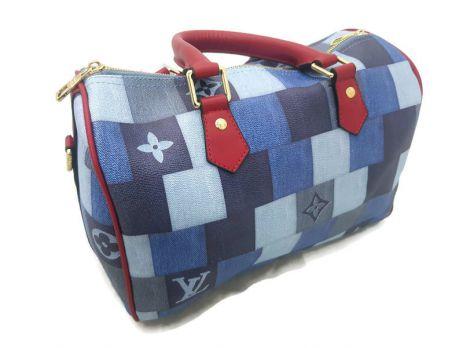 Сумка Louis Vuitton( Луи Виттон) 92645 blue