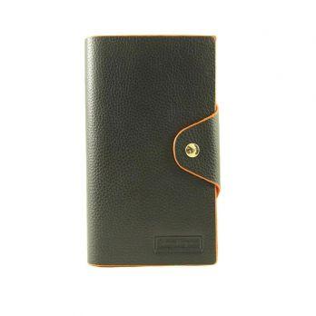 Мужской клатч портмоне Salvatore Ferragamo 5773 black