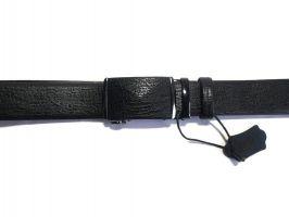 Брючный кожаный ремень автомат H085-2b_4