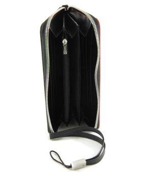 Клатч кожаный KENZO 5893 black