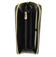 Кошелек женский кожаный на молнии Coccinelle 8262 A (Коксинель)_1