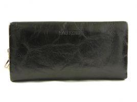 Клатч кожаный LasFero 8192-1 black