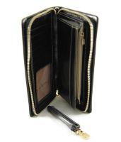 Клатч кожаный LasFero 8192-1 black_2