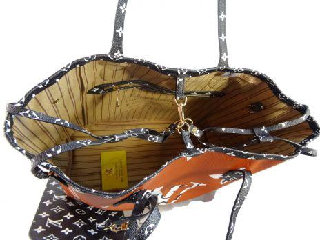 Сумка женская Louis Vuitton Neverfull (Луи Виттон) 40995