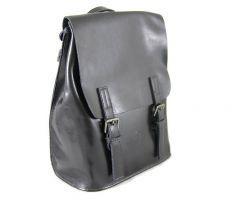 Рюкзак женский кожаный NN 8555 Black