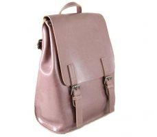 Рюкзак женский кожаный NN 8555 Purple