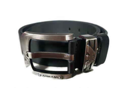 Кожаный ремень Armani